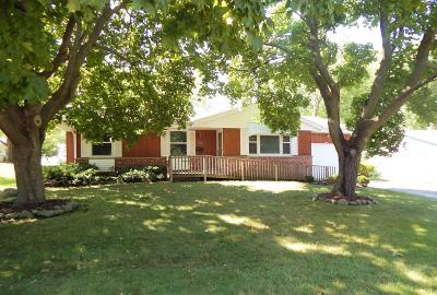 Fort Atkinson Single Family Home Active Contingent With Offer: 1136 Peterson St