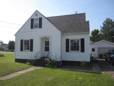 Stephenson Single Family Home For Sale: W609 Division St