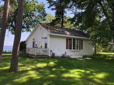 Marinette Single Family Home Active Contingent With Offer: N2046 Shore Dr