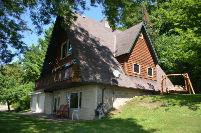 Stoddard Single Family Home For Sale: N1282 St Hwy 35