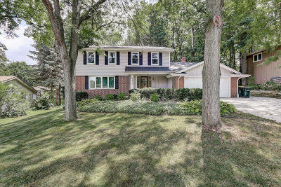 West Bend Single Family Home Active Contingent With Offer: 2215 Park Ave