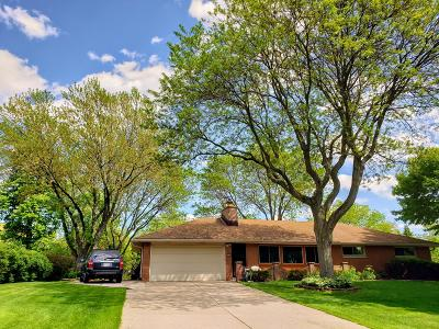 Brookfield Single Family Home For Sale: 3600 Goetz Dr