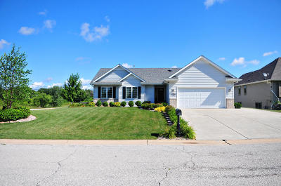 Racine County Single Family Home For Sale: 6154 Biscayne Avenue