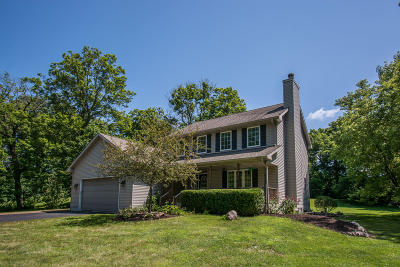 Lake Geneva Single Family Home Active Contingent With Offer: W3658 Wildwood Dr