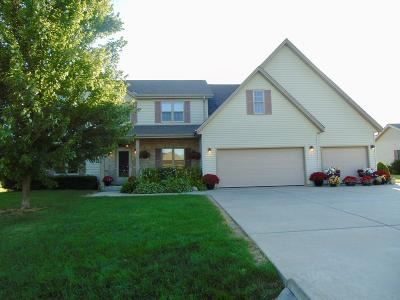 Oak Creek Single Family Home For Sale: 8851 S Clover Cir