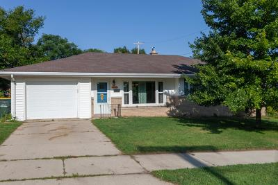West Bend Single Family Home Active Contingent With Offer: 612 Eastern Ave