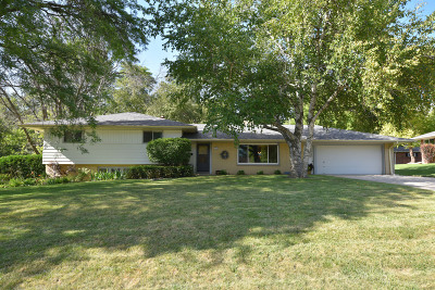 Ozaukee County Single Family Home Active Contingent With Offer: 316 Woodside Ln