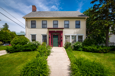 Sheboygan Single Family Home For Sale: 913 N 6th St