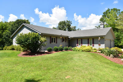 Lisbon Single Family Home Active Contingent With Offer: N68w26871 Woodside Ct