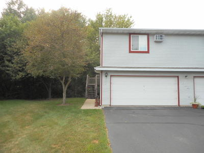 Slinger Condo/Townhouse Active Contingent With Offer: 533 Slinger Rd #1