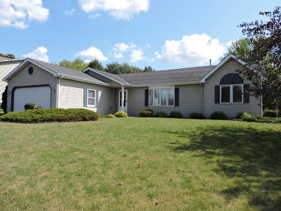 Racine County Single Family Home Active Contingent With Offer: 9119 Morgan Ct