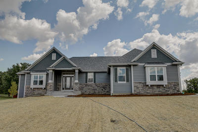 Big Bend Single Family Home Active Contingent With Offer: W226s9364 Ripple Brook Ct
