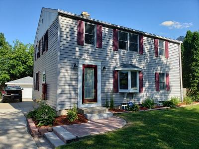 Greenfield Two Family Home Active Contingent With Offer: 3634 S 46th St