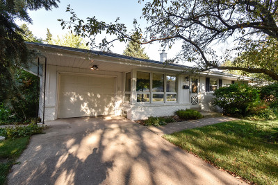 Single Family Home For Sale: 5235 Millshire Rd