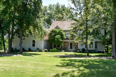 Ozaukee County Single Family Home For Sale: 10714 N San Marino Dr