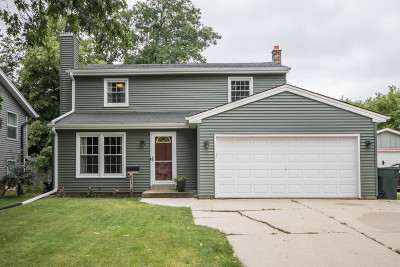 West Allis Single Family Home Active Contingent With Offer: 841 S 105th St