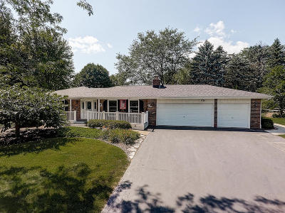 Pewaukee Single Family Home Active Contingent With Offer: W278n4879 Jessy Ct