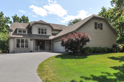 Racine County Single Family Home Active Contingent With Offer: 30814 Kramer Dr