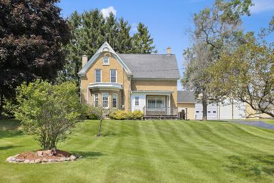 Ozaukee County Single Family Home Active Contingent With Offer: 3308 W Highland Rd