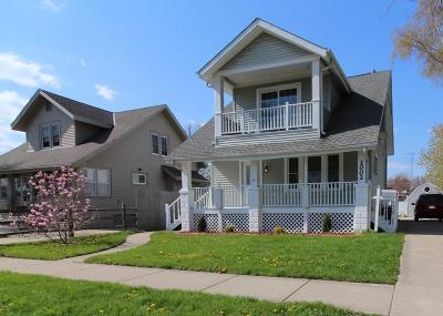 Kenosha Single Family Home Active Contingent With Offer: 2002 27th St