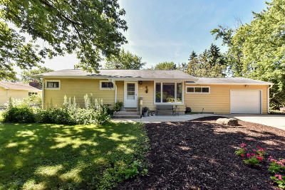 New Berlin Single Family Home Active Contingent With Offer: 14515 W Cleveland Ave