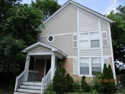 Racine Single Family Home For Sale: 1600 Winslow St