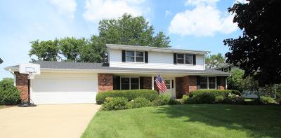 Waukesha Single Family Home Active Contingent With Offer: N28w22068 Indianwood Ct