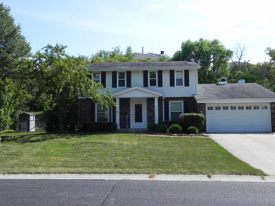 Menomonee Falls Single Family Home For Sale: N81w18329 Tours Dr