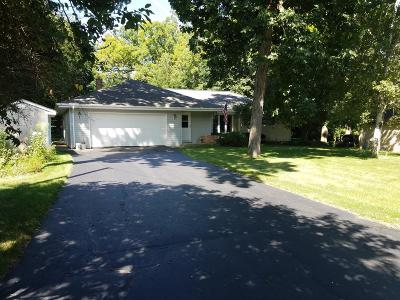 Racine County Single Family Home Active Contingent With Offer: 4605 Empire Ln