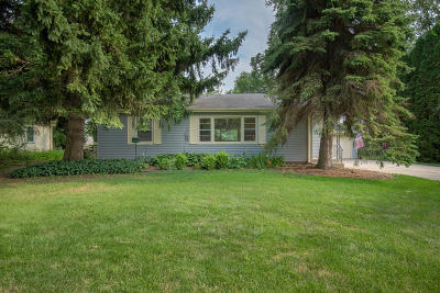 Racine Single Family Home Active Contingent With Offer: 4501 W Johnson Ave