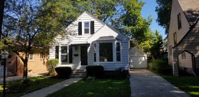 Racine Single Family Home For Sale: 624 Wolff St