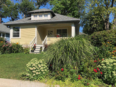 Muskego Single Family Home Active Contingent With Offer: W180s7772 Pioneer Dr