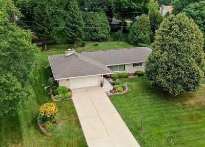 Menomonee Falls Single Family Home Active Contingent With Offer: N77w15122 Crossway Dr