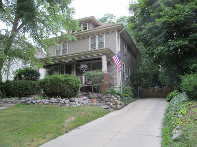 Wauwatosa Single Family Home For Sale: 1442 N 70th St