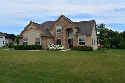 Waukesha Single Family Home For Sale: S41w22272 Crestview Dr