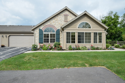 Menomonee Falls Condo/Townhouse Active Contingent With Offer: N70w15514 Amberleigh Cir