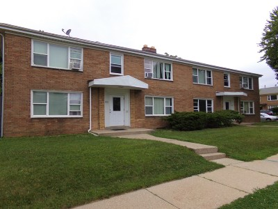 Milwaukee County Multi Family Home For Sale: 2501 S 44th St #2505