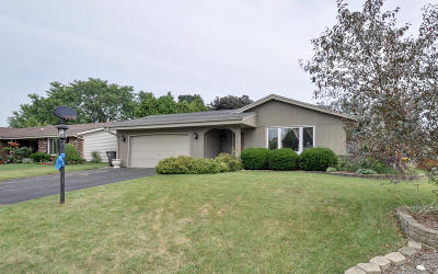 Mukwonago Single Family Home Active Contingent With Offer: 1112 Eastern Trl