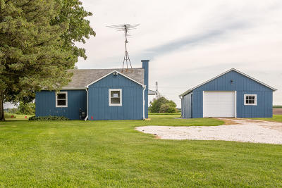 Sheboygan Falls Single Family Home For Sale: W2797 State Road 28