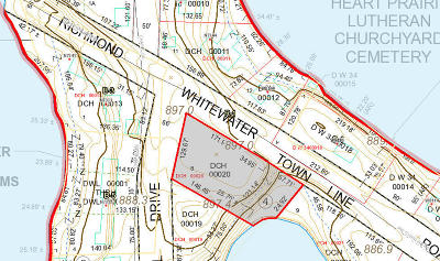 Whitewater Residential Lots & Land For Sale: Lt8 Chapel Dr