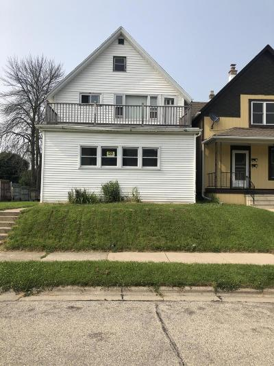 South Milwaukee Two Family Home For Sale: 416 Marquette Ave