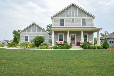 Racine County Single Family Home Active Contingent With Offer: 9819 Dana Dr