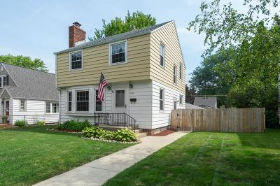 Single Family Home For Sale: 3546 S Lenox St