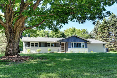 Brookfield Single Family Home Active Contingent With Offer: 17200 Brooklawn Dr