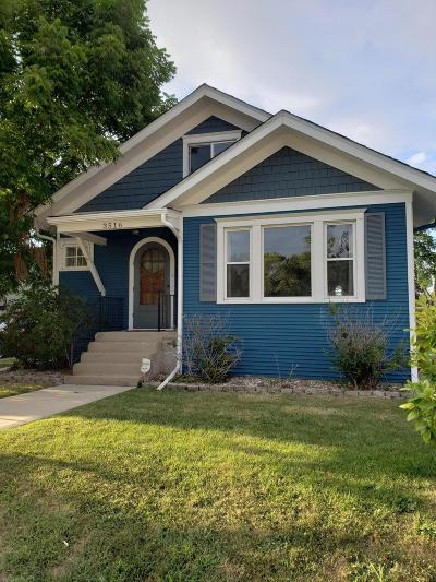 Racine Single Family Home For Sale: 3516 16th St