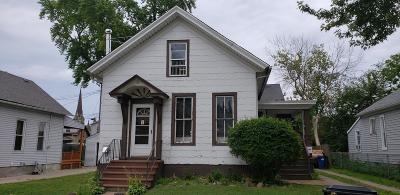 Racine Single Family Home For Sale: 1419 Lincoln St