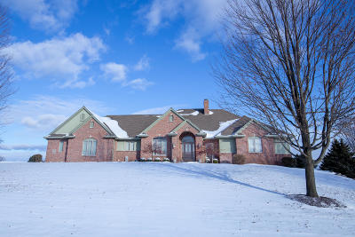 Waukesha Single Family Home For Sale: W288n932 Basque Ct