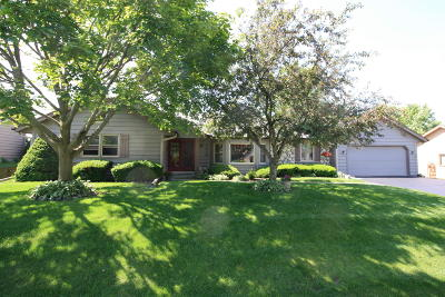 Racine County Single Family Home For Sale: 5915 Quaker Hill Rd