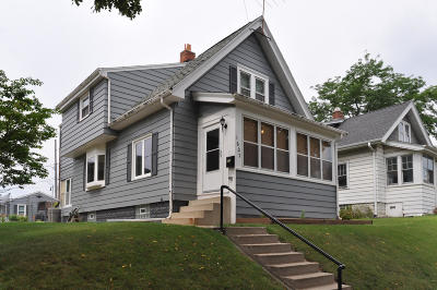 West Allis Single Family Home For Sale: 1607 S 65th St