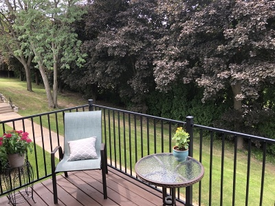 Greenfield Condo/Townhouse Active Contingent With Offer: 9340 Forest Home Ave #6